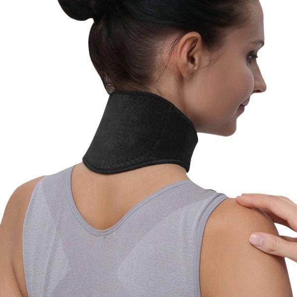 首 サポーター 頚椎サポーター メンズ レデイース 肩こり 首こり 頚椎症 頚椎ヘルニア 血行促進 頸椎カラー 筋違い 寝違え ネックサポー rysss 07