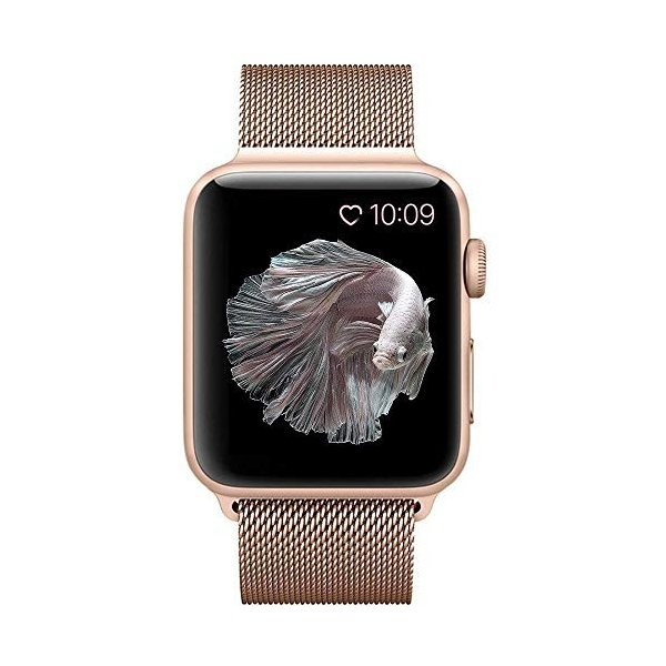 BRG コンパチブル apple watch バンド,ミラネーゼループ アップルウォッチバンド apple watch series1/2/|rysss|05