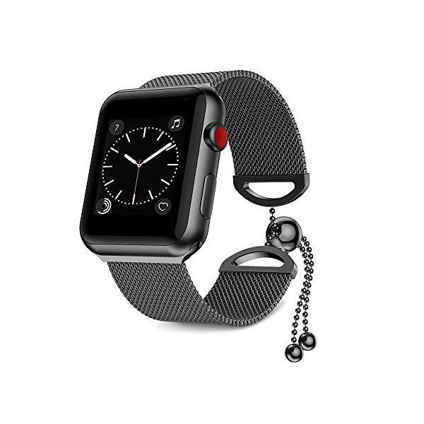 NotoCity apple watch ミラネーゼループ バンド,アップルウォッチバンド対応 apple watch Series 4,s|rysss|03