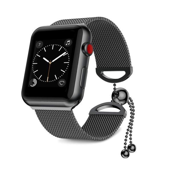 NotoCity apple watch ミラネーゼループ バンド,アップルウォッチバンド対応 apple watch Series 4,s|rysss|04