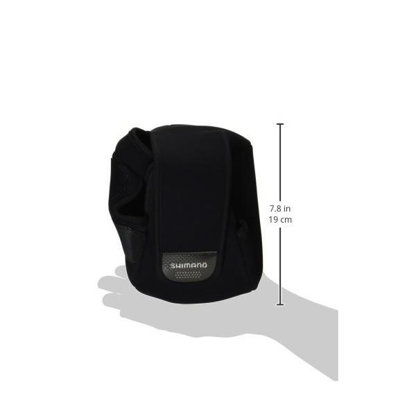 シマノ リールケース リールガード 電動リール用 PC-032L ブラック L 829276