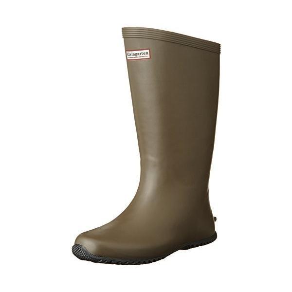 クラインガルテン 長靴 農業長靴 ロール底インソール入り CM-2901 ブラウン 24 cm 2E rysss 04