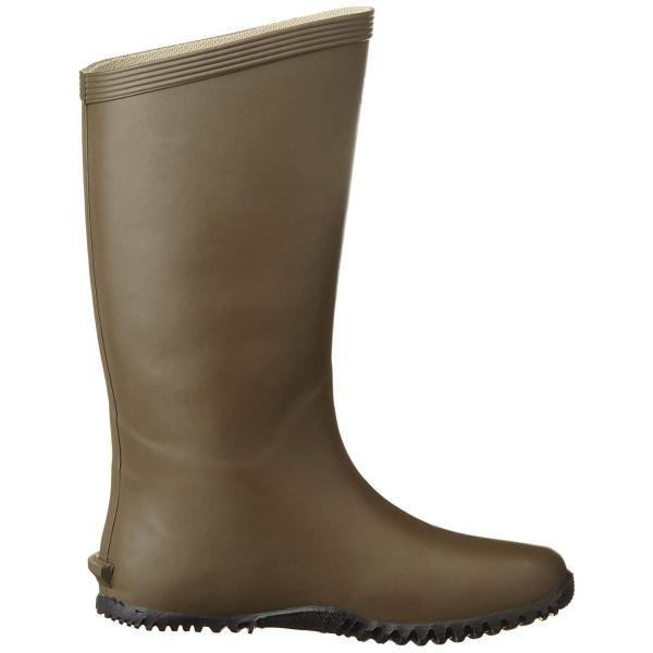 クラインガルテン 長靴 農業長靴 ロール底インソール入り CM-2901 ブラウン 24 cm 2E rysss 08