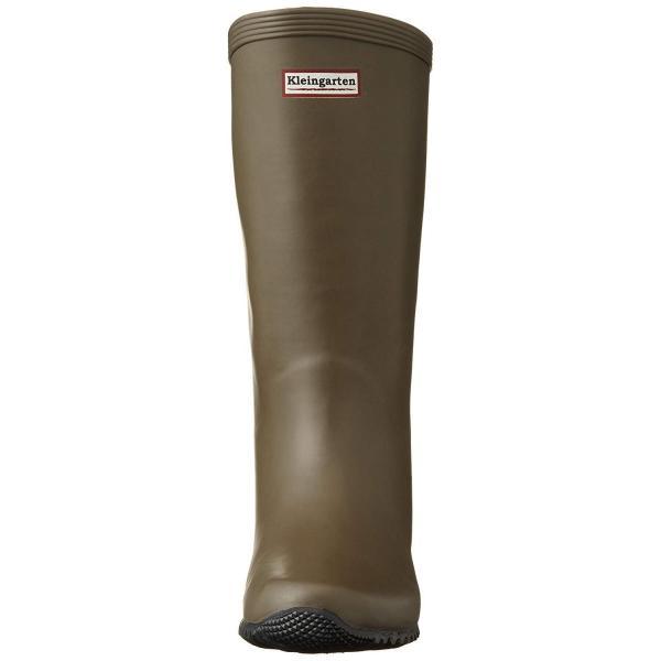 クラインガルテン 長靴 農業長靴 ロール底インソール入り CM-2901 ブラウン 24 cm 2E rysss 09