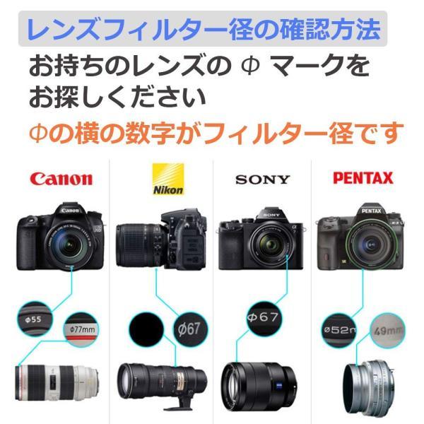 Canon 一眼レフカメラ EOS Kiss X9i X9 X8i X7i 9000D 8000D 80D 70D ダブルズームキット専用|rysss|04
