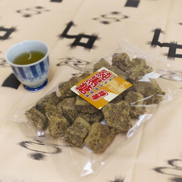 黒糖 黒砂糖 宮古多良間島産 沖縄 純黒糖 『特等』 750g|ryugu|02
