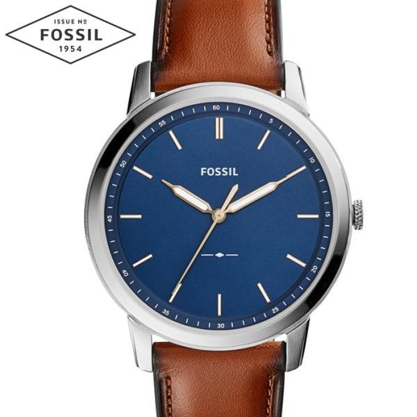 フォッシル FOSSIL FS5304時計 腕時計 メンズTHE MINIMALIST ミニマリスト (k-15)