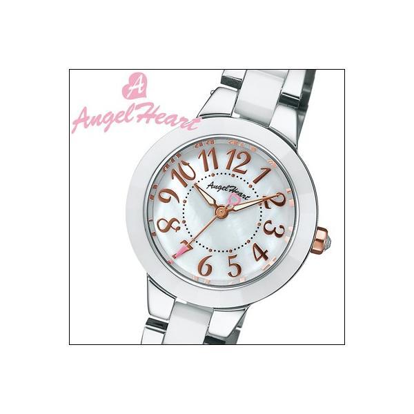(ショップ袋付)エンジェルハート/Angel Heart  レディース 腕時計 WL27C /Love Sports(ラヴスポーツ)ホワイトセラミック(ty1) ryus-select