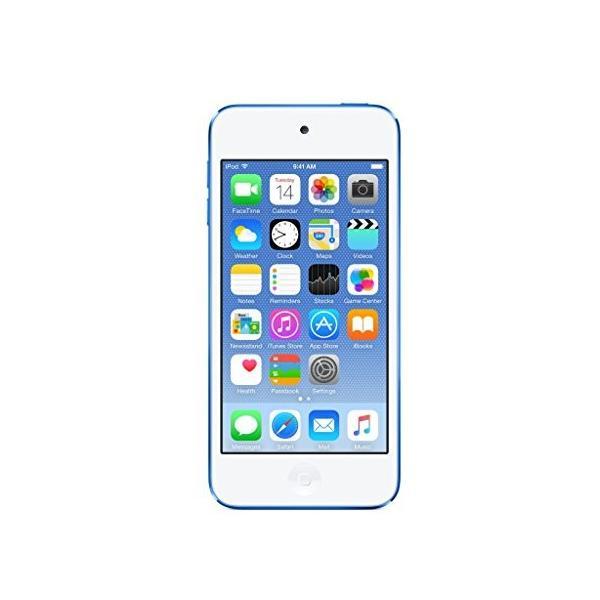 APPLE iPod touch 16GB ブルー MKH22J/A(iPod touch 16GB ブルー) ブルー 容量:16GBの画像