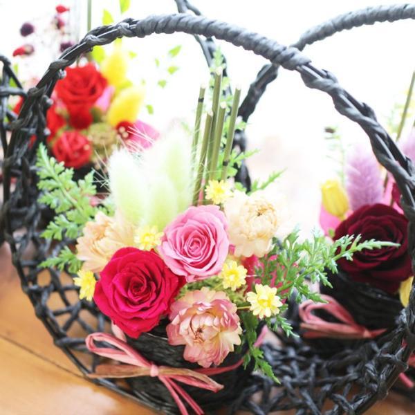 プリザーブドフラワー 送別 退職祝い プレゼント ギフト 和風 贈り物 送別 退職祝い 送別 誕生日 結婚祝い 記念日 お礼 還暦 お祝い 花 思い出のあとさき|s-arrange|16