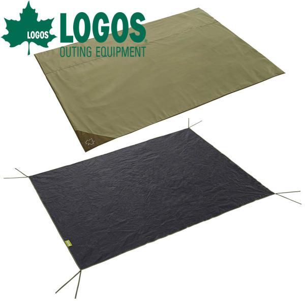 ロゴス LOGOS テントマット&シート L マット テント アウトドアマット キャンプマット グランドシート キャンプ アウトドア キャンプ用品 アウトドア用品