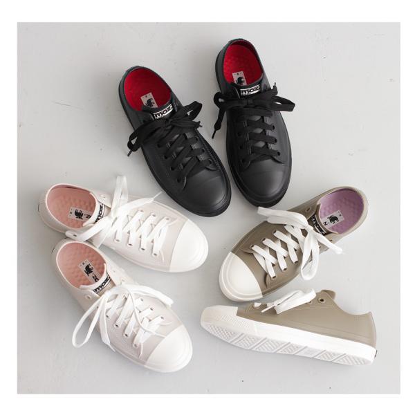 moz レインシューズ スニーカー レディース 防水 ローカット おしゃれ 蒸れにくい 履きやすい 歩きやすい 疲れにくい 通気性 雨靴 女性 シンプル ブランド 8416|s-martceleble|11