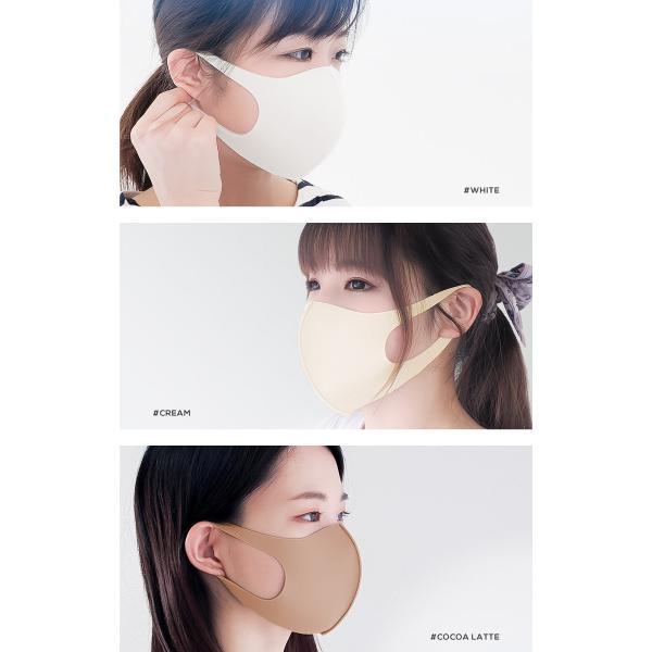 接触冷感 マスク 冷感 日本製 抗菌 洗える UVカット ウレタン 個包装 防塵 花粉 飛沫防止 ウィルス ウイルス 対策 レディース メンズ ジュニア 白 ネイビー|s-martceleble|15