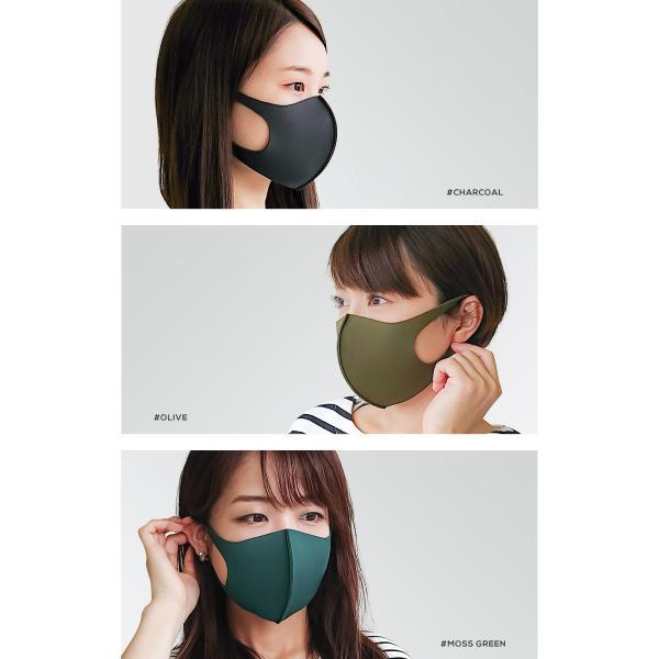 接触冷感 マスク 冷感 日本製 抗菌 洗える UVカット ウレタン 個包装 防塵 花粉 飛沫防止 ウィルス ウイルス 対策 レディース メンズ ジュニア 白 ネイビー|s-martceleble|19