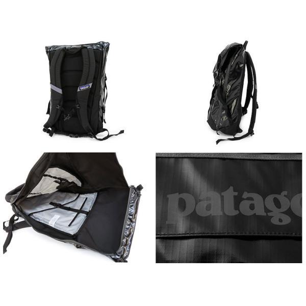 patagonia パタゴニア 49331 Black Hole Pack 32L ブラックホールパック バックパック デイパック リュック バッグ カラーBLK/ブラック 21060メンズ レディース
