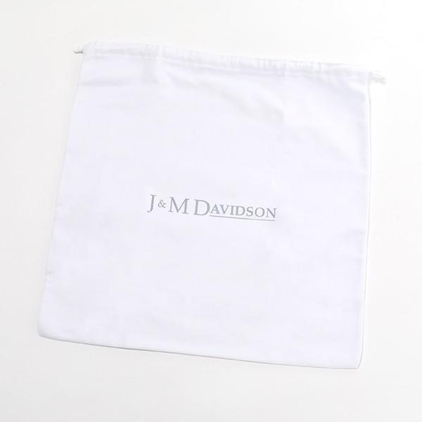 J&M DAVIDSON ジェイアンドエム デヴィッドソン 1680 7314  ELEANOR エレノア レザー 3WAY ハンドバッグ ブラック レディース