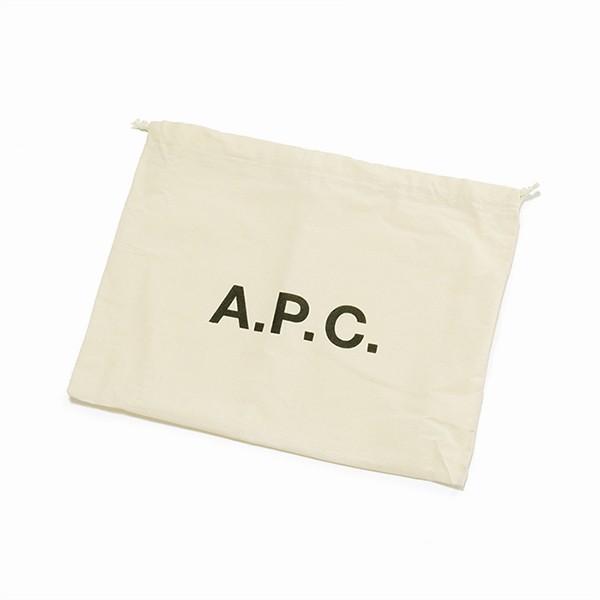 APC A.P.C. アーペーセー PXBKR F61240 ショルダーバッグ ポシェット NOIR レディース