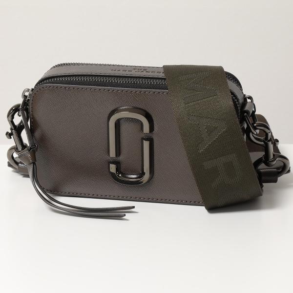 MARC JACOBS マークジェイコブス M0014867 Snapshot DTM スナップショット ショルダーバッグ ポシェット 鞄 022/INK-GREY レディース