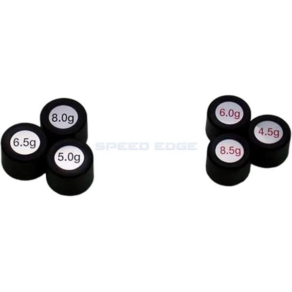 [431310] CF POSH(シーエフポッシュ) プーリーウェイトローラー H10g ホンダ 3個セット