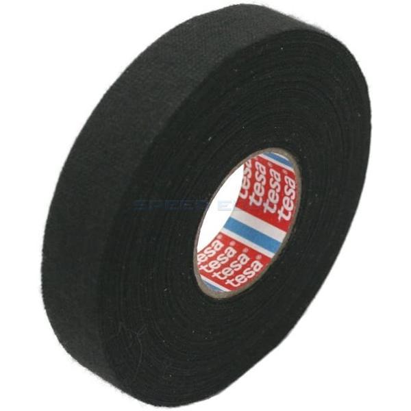 [800395] CF POSH(シーエフポッシュ) ハーネステープ ブラック 19mm幅X25M