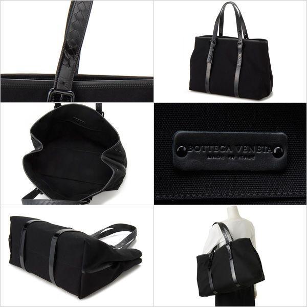 ボッテガ ヴェネタ Bottega Veneta トートバッグ 256764VQ0511000 ブラック ブランド|s-select|02
