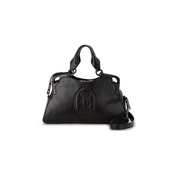 カルティエ Cartier ハンドバッグ L1000889 マルチェロ ドゥ カルティエワールドワイド 2WAYショルダーバック ブランド|s-select