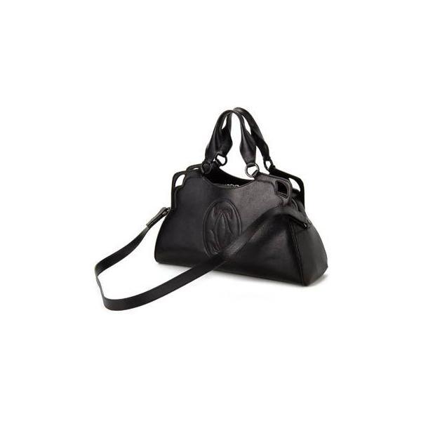 カルティエ Cartier ハンドバッグ L1000889 マルチェロ ドゥ カルティエワールドワイド 2WAYショルダーバック ブランド|s-select|02