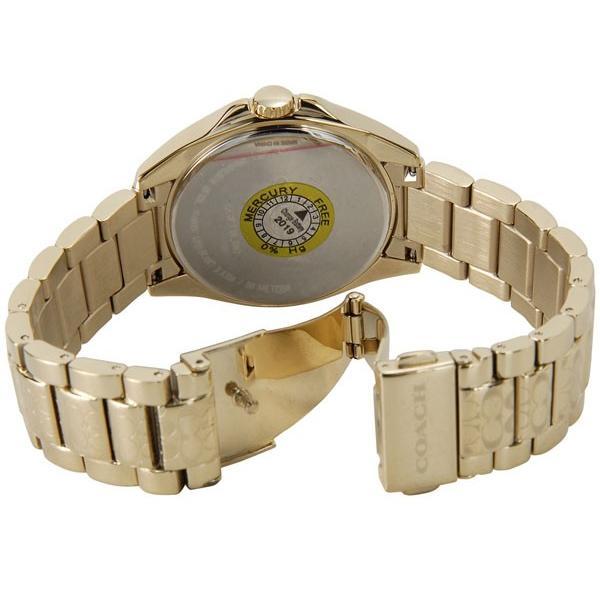 COACH コーチ レディース 腕時計 14502178 TRISTEN トリステン ゴールド DEAL 新品