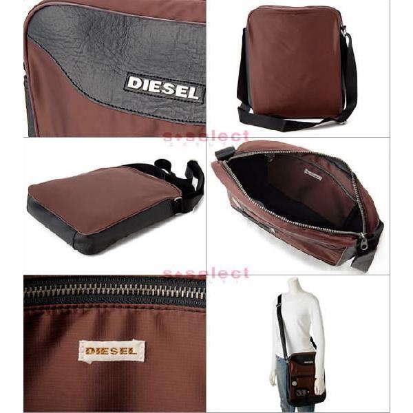ディーゼル DIESELDIESEL 00XG73 PR520 H2223 TOUR ショルダーバッグ ブランド s-select 04