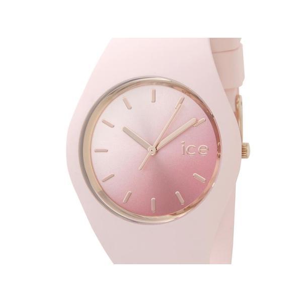 アイスウォッチ ICE WATCH 015747 Ice Glam アイス グラム 40mm ピンク ユニセックス メンズ レディース 腕時計 新品|s-select