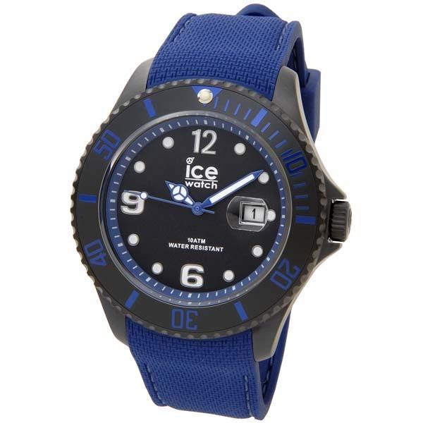 アイスウォッチ ICE WATCH アイス スティール ラージ 48mm ブルー 青 015783 メンズ 腕時計|s-select|02