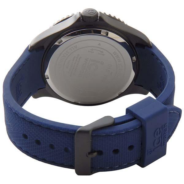 アイスウォッチ ICE WATCH アイス スティール ラージ 48mm ブルー 青 015783 メンズ 腕時計|s-select|03
