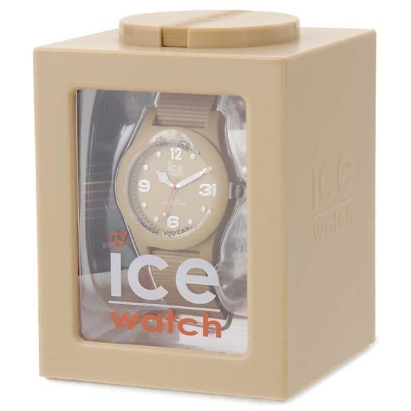 アイスウォッチ ICE WATCH アイススリム ネイチャー ミディアム 36mm ベージュ 016446 メンズ レディース s-select 04
