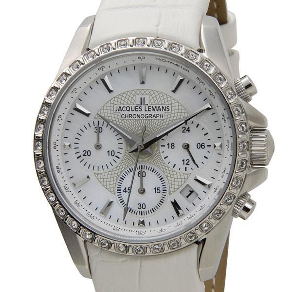 ジャックルマン JACQUES LEMANS 腕時計 1-1724B LIVERPOOL 35mm リバプール スワロフスキー レディース 新品 【送料無料】|s-select