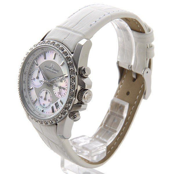 ジャックルマン JACQUES LEMANS 腕時計 1-1724B LIVERPOOL 35mm リバプール スワロフスキー レディース 新品 【送料無料】|s-select|02