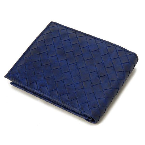 モンテスピガ 二つ折り財布 monte SPIGA MOSQS371NV ネイビー メンズ 財布 ブランド|s-select|02