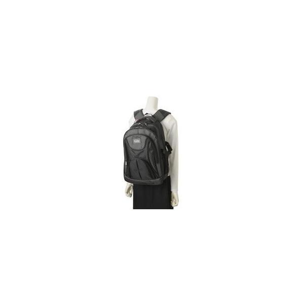 モンタナ MONTANA バックパック/リュックサック バッグ ユニセックス ブラック 【アウトドア、ポーター好きにお勧め★】 ブランド|s-select|06