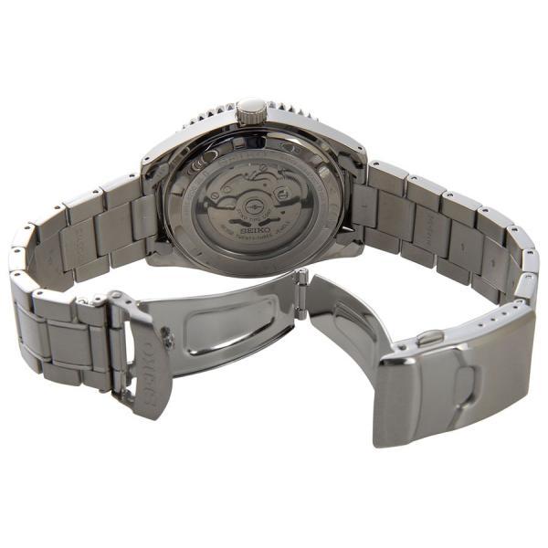 セイコー SEIKO SRPB91K1 SEIKO5 セイコー5 ファイブ スポーツ ブラック メンズ 腕時計 新品 【送料無料】 s-select 03