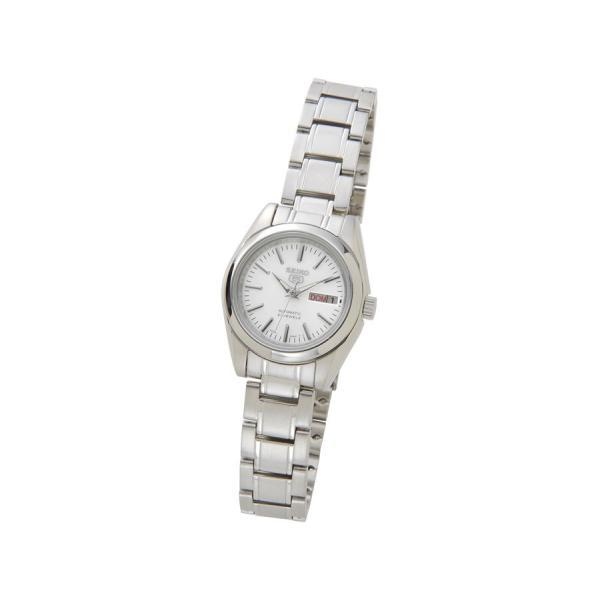セイコー SEIKO 腕時計 SEIKO 5 セイコー5 SYMK13K1 セイコーファイブ スポーツ 自動巻き シルバー レディース 時計|s-select|02