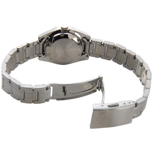 セイコー SEIKO 腕時計 SEIKO 5 セイコー5 SYMK13K1 セイコーファイブ スポーツ 自動巻き シルバー レディース 時計|s-select|03