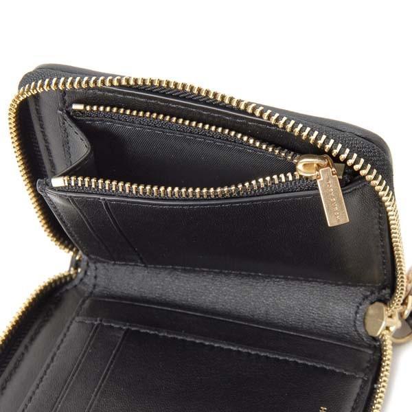 トリー バーチ TORY BURCH 二つ折り財布 ブラック レディース コンパクト 財布 50264 001|s-select|04