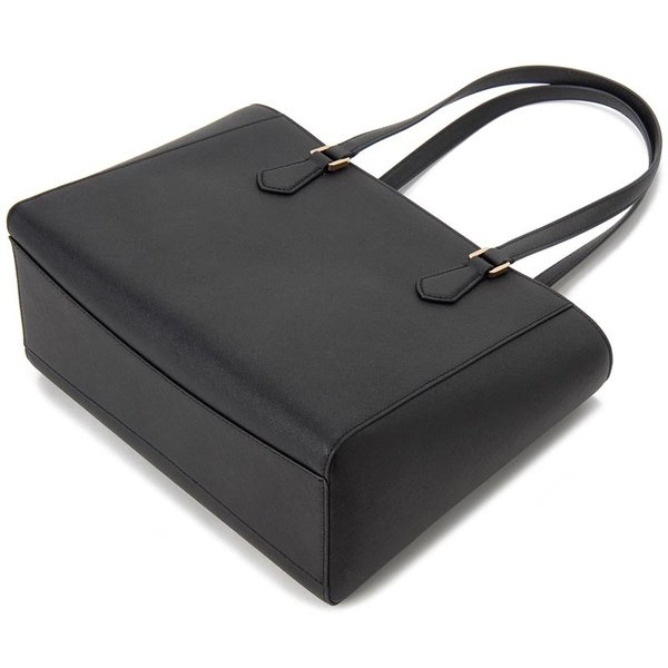トリーバーチ TORY BURCH トートバッグ 54146 001 ビジネスバッグ ブラック レディース 新品 送料無料【送料無料】|s-select|02