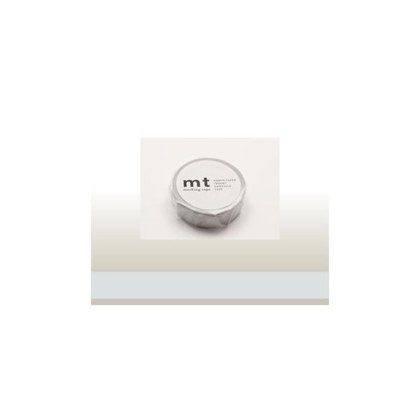 カモ井加工紙 mtマスキングテープ 幅15mm×10m mt1Pパステルグレー MT01P312
