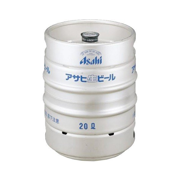 アサヒ スーパードライ 生樽 20L 国産ビール  包装のし非対応|s-wine
