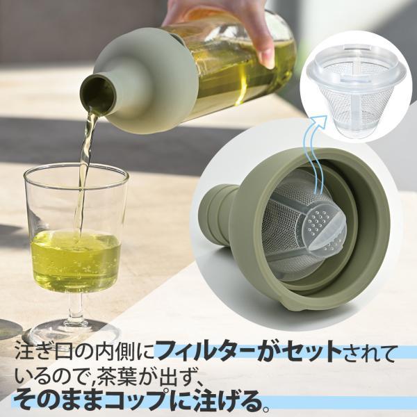 水出し緑茶 ボトル HARIO ハリオ フィルターインボトル|s-zakka-show|03