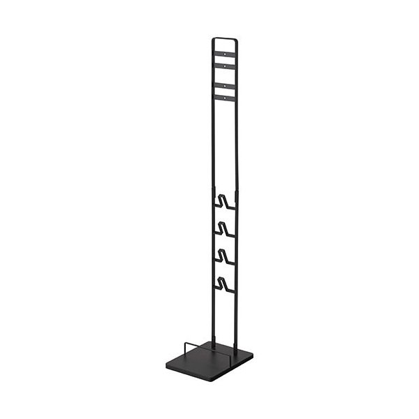 クリーナースタンド 掃除機スタンド ダイソン 収納 充電可能 スリム スタンド ラック dyson v6 v7 v8 v10 スティック型 山崎実業 tower|s-zakka-show|15