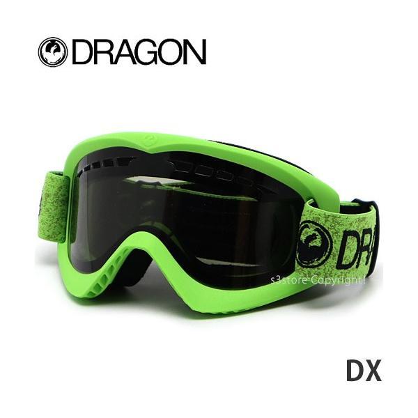 ドラゴン ディーエックス ゴーグル DRAGON DX 16-17 スノーボード GOGGLE フレーム:Green レンズ:Smoke