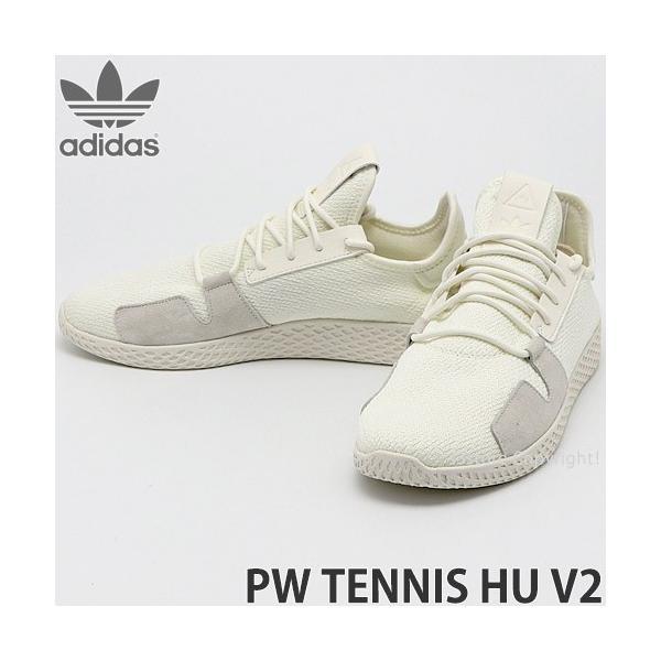 089402cd60c5f アディダス オリジナルス ファレル ウィリアムス テニス adidas ORIGINALS PW TENNIS HU V2 スニーカー  PHARRELL Color