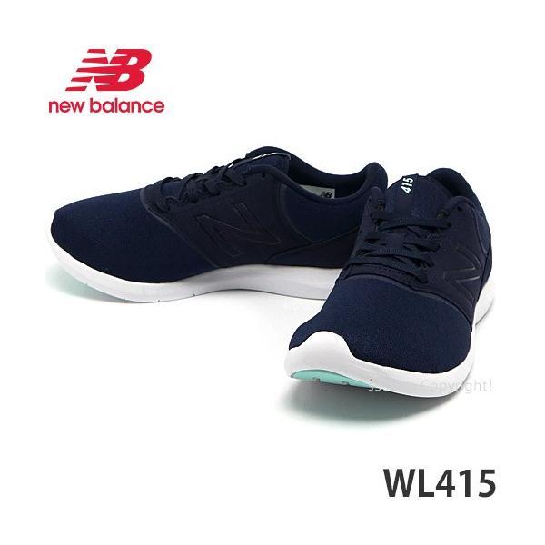 ニューバランスNEWBALANCEWL415スニーカーSNEAKERSシューズ靴レディースファッションウォーキングワイズDカラー