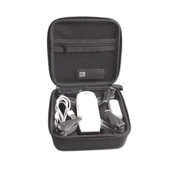 DJI Spark スパーク 専用 ポータブルケース キャリングケース Spark Mini Cases ボディ+バッテリーケースコンテナ 収納ケース防水 耐衝撃 外出撮影 旅行|sabb|04
